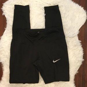 Nike Dri Fit Running Pants Black